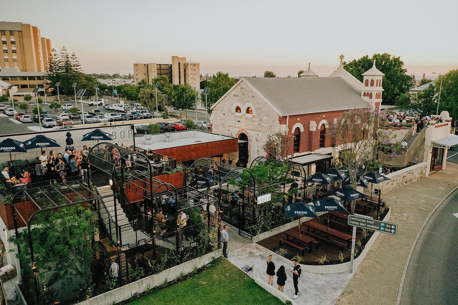 The Old Synagogue Fremantle